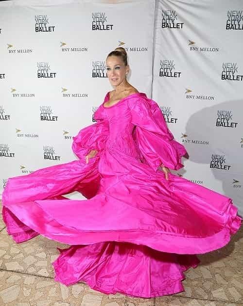 ニューヨーク・シティ・バレエ団の特徴。サラ・ジェシカ・パーカーの活躍