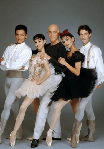 ローラン・プティ版バレエ「コッペリア」あらすじと各幕のポイント